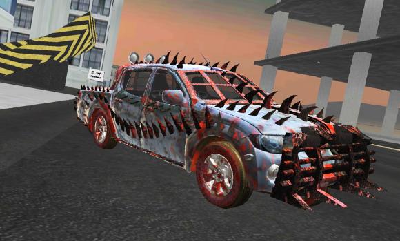 Zombie Killer Truck Driving 3D Ekran Görüntüleri - 3