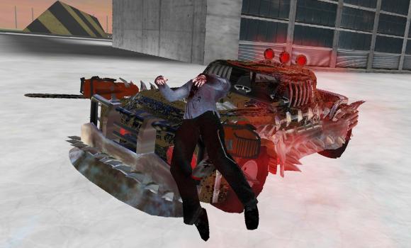 Zombie Killer Truck Driving 3D Ekran Görüntüleri - 2