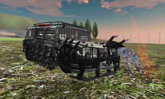 Zombie Killer Truck Driving 3D Ekran Görüntüleri - 1