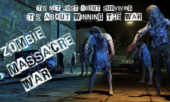 Zombie Massacre - Walking Dead Ekran Görüntüleri - 5
