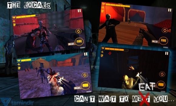 Zombie Massacre - Walking Dead Ekran Görüntüleri - 2