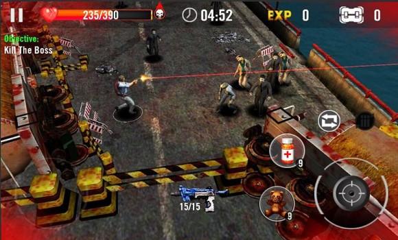 Zombie Overkill 3D Ekran Görüntüleri - 5
