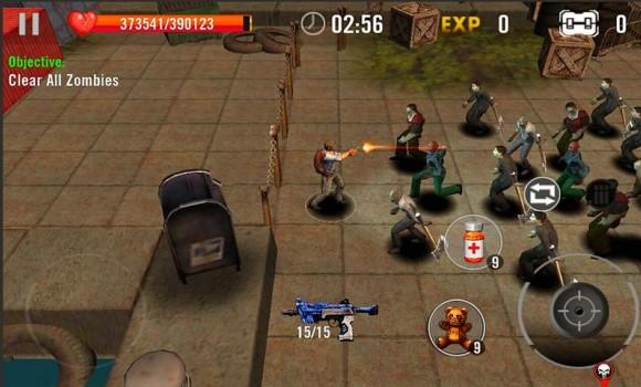 Zombie Overkill 3D Ekran Görüntüleri - 4