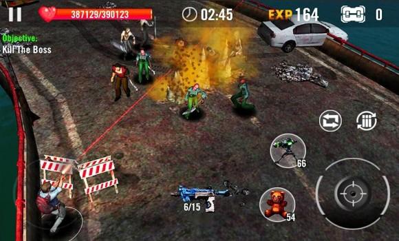 Zombie Overkill 3D Ekran Görüntüleri - 3