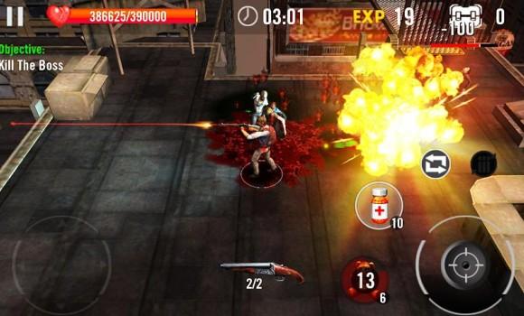Zombie Overkill 3D Ekran Görüntüleri - 1