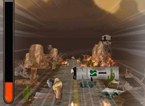 Zombie Racing 3D Free Ekran Görüntüleri - 7