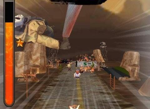 Zombie Racing 3D Free Ekran Görüntüleri - 4