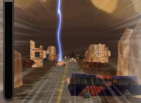 Zombie Racing 3D Free Ekran Görüntüleri - 3