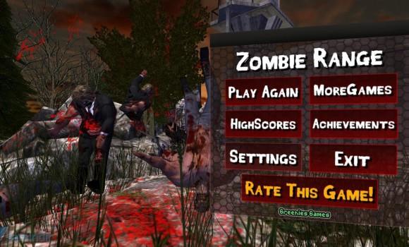 Zombie Range Ekran Görüntüleri - 6