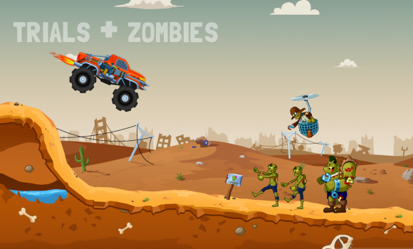 Zombie Road Trip Trials Ekran Görüntüleri - 5