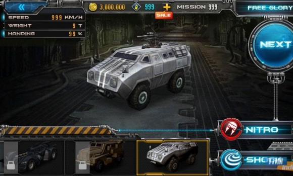 Zombie Road Ekran Görüntüleri - 3