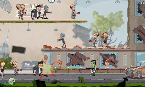 Zombie Safari Free Ekran Görüntüleri - 6