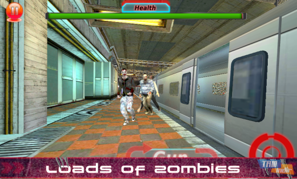 Zombie Shooter 3D Ekran Görüntüleri - 3