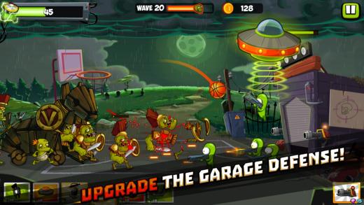 Zombie Smash Basketball Ekran Görüntüleri - 4
