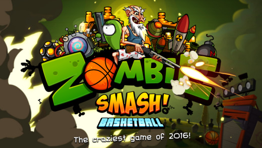Zombie Smash Basketball Ekran Görüntüleri - 1
