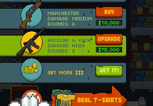 Zombie T-shirt Store Ekran Görüntüleri - 1