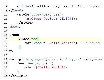 PHP Designer Ekran Görüntüleri - 4