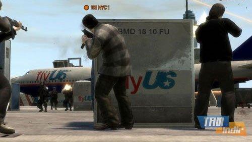 GTA IV: Multiplayer Ekran Görüntüleri - 5