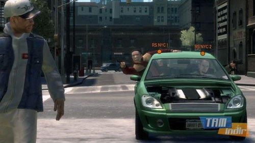 GTA IV: Multiplayer Ekran Görüntüleri - 3