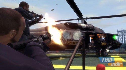 GTA IV: Multiplayer Ekran Görüntüleri - 2