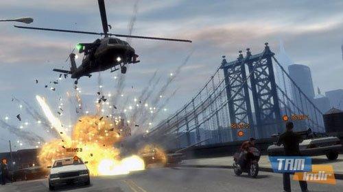GTA IV: Multiplayer Ekran Görüntüleri - 1