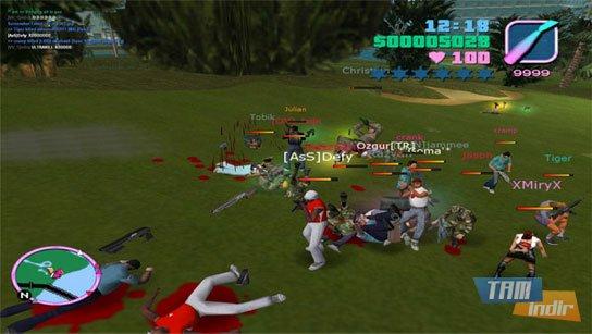 GTA: Vice City Multiplayer Ekran Görüntüleri - 2