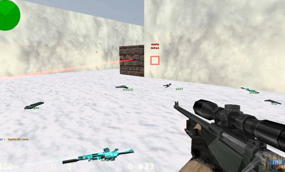 CS Wall Hack Ekran Görüntüleri - 1