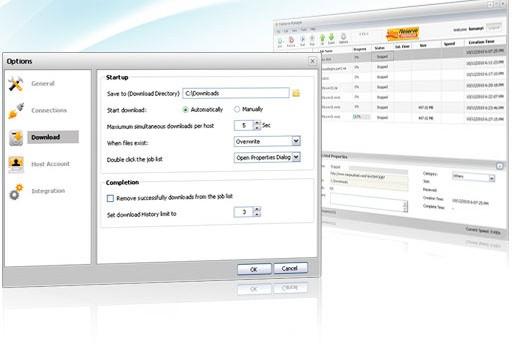 FileServe Manager Ekran Görüntüleri - 3