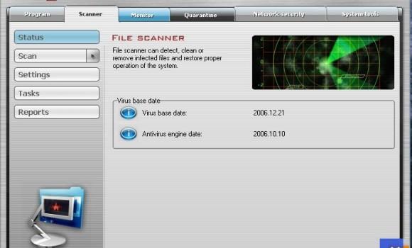 MKS 2007e ve Koruma Programı Ekran Görüntüleri - 1