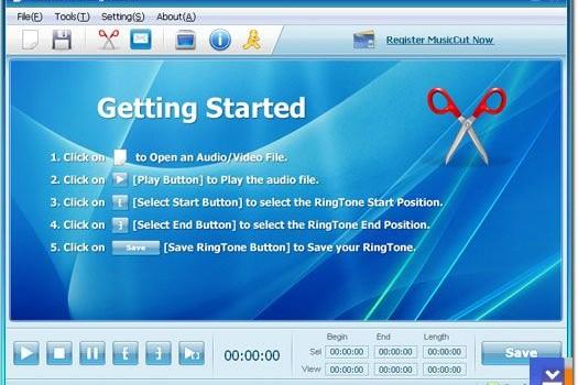 MusicCut Ekran Görüntüleri - 1