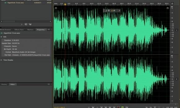 Adobe Audition Ekran Görüntüleri - 3