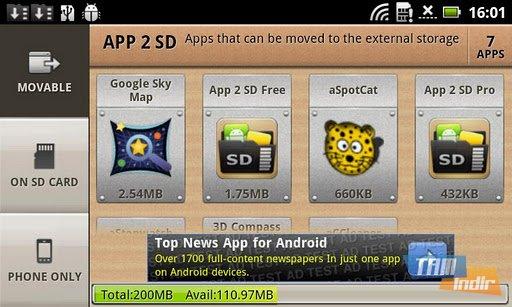 App 2 SD Ekran Görüntüleri - 3