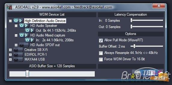 Asio4All Ekran Görüntüleri - 3