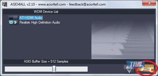 Asio4All Ekran Görüntüleri - 1