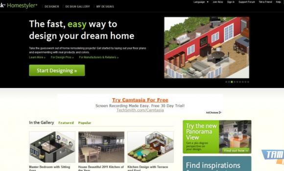 Autodesk Homestyler Ekran Görüntüleri - 2