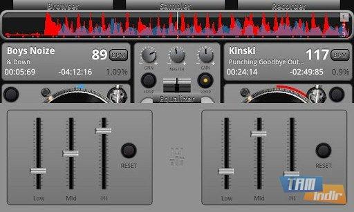 DJ Studio 3 Ekran Görüntüleri - 1