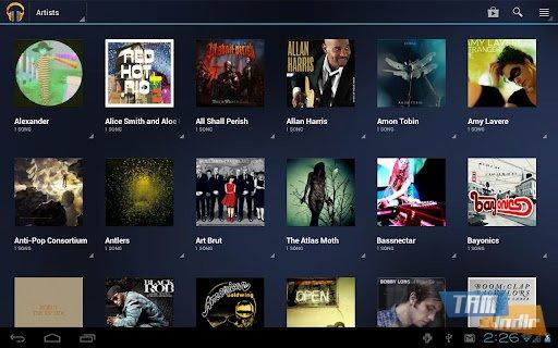 Google Play Music Ekran Görüntüleri - 2