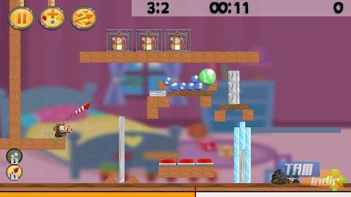 Hamster: Attack Ekran Görüntüleri - 1