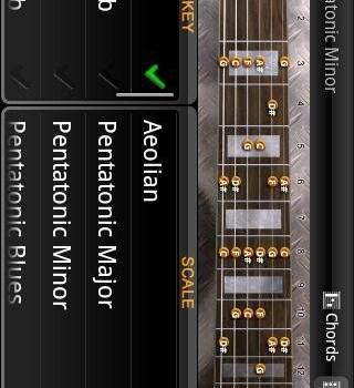 JamBox Light Chords & Scales Ekran Görüntüleri - 2