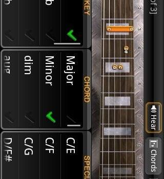 JamBox Light Chords & Scales Ekran Görüntüleri - 1