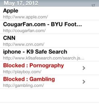K9 Web Protection Browser Ekran Görüntüleri - 1