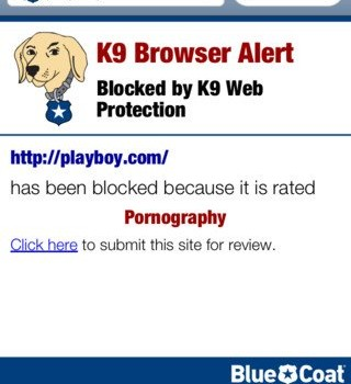 K9 Web Protection Browser Ekran Görüntüleri - 3