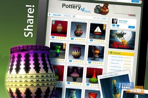 Let's Create! Pottery HD Lite Ekran Görüntüleri - 1
