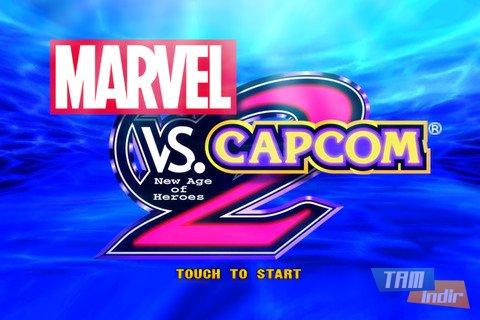 Marvel vs. Capcom 2 Ekran Görüntüleri - 4