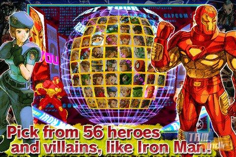 Marvel vs. Capcom 2 Ekran Görüntüleri - 2