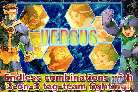 Marvel vs. Capcom 2 Ekran Görüntüleri - 3
