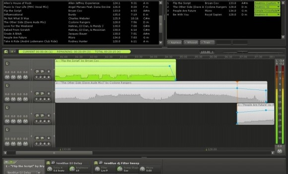 MixMeister Studio Ekran Görüntüleri - 3
