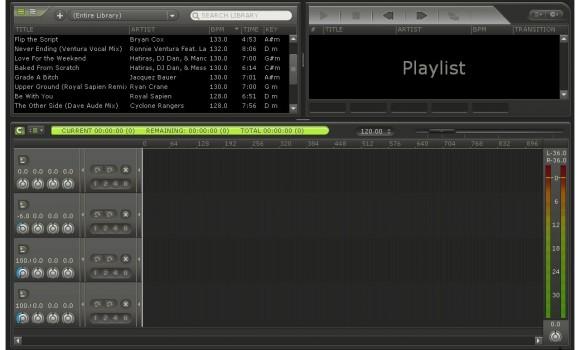 MixMeister Studio Ekran Görüntüleri - 1