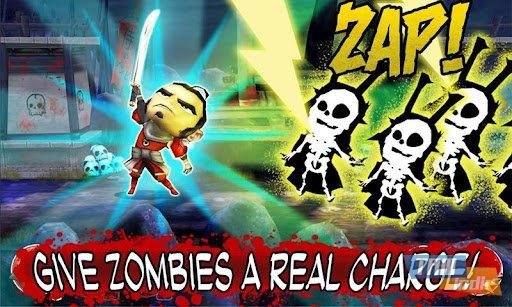 Samurai vs Zombies Defense Ekran Görüntüleri - 2