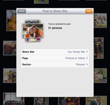 Shutterfly for iPad Ekran Görüntüleri - 4